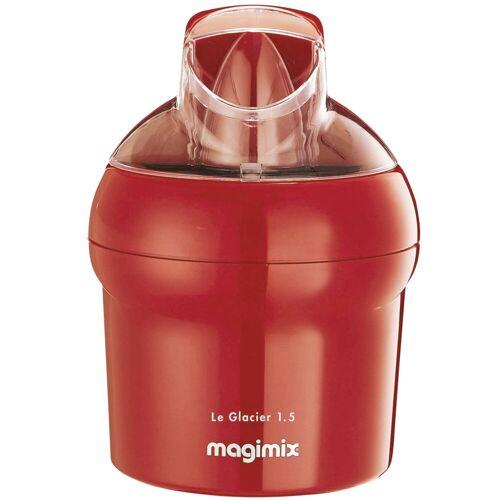 Magimix Le Glacier 1,5 l Rot Eismaschine