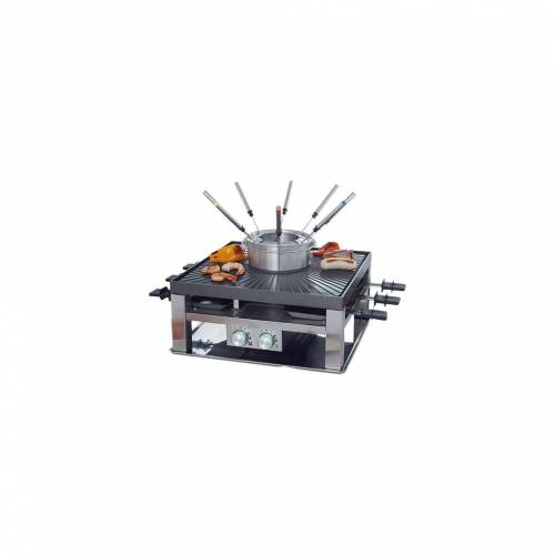 Solis Combi Grill 3-in-1 Raclette-Grill