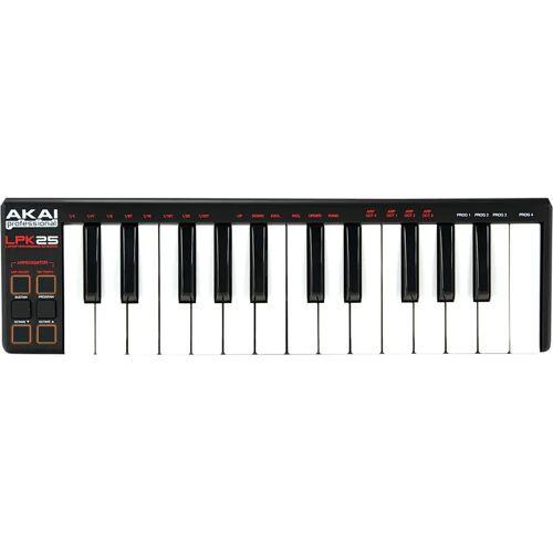 Akai LPK25 MIDI-Keyboard