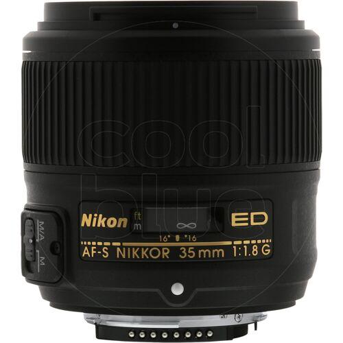 Nikon AF-S 35 mm f/1,8G ED Kameraobjektiv