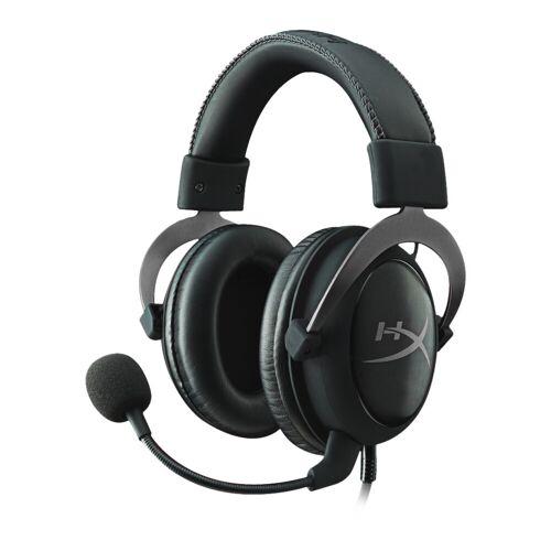 HyperX Kingston HyperX Cloud II Grau (Gunmetal) Gaming-Headset