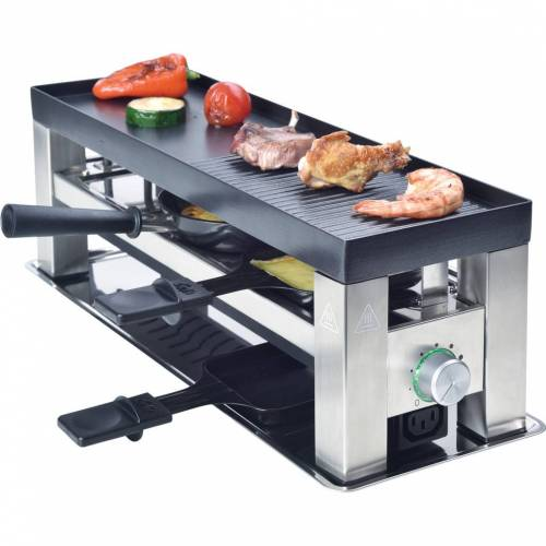 Solis Tischgrill 4-in-1 Raclette-Grill