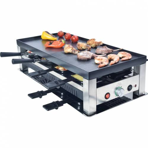 Solis Tischgrill 5-in-1 Raclette-Grill