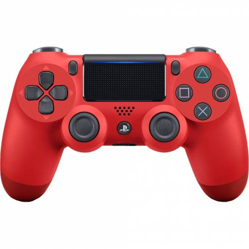 Sony DualShock 4 Controller PS4 V2, Rot Controller
