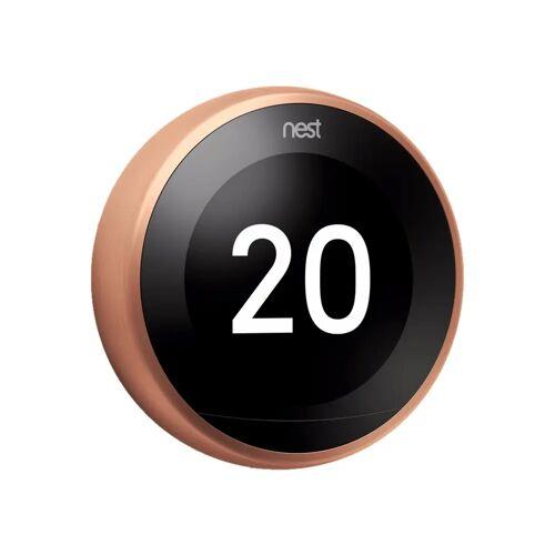 Google Nest Learning Thermostat V3 Premium Kupfer Thermostat