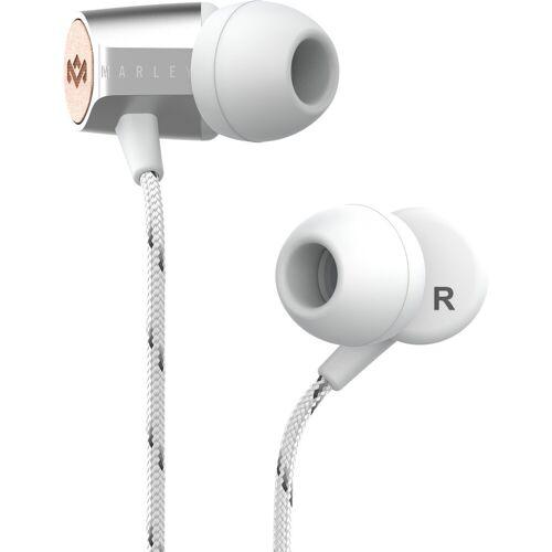 House of Marley Uplift 2 Silber In-Ear-Kopfhörer