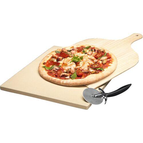 AEG A9OZPS1 Pizzastein-Set Pizzastein