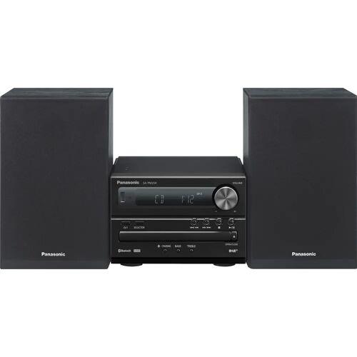 Panasonic SC-PM254EG-K Schwarz Stereoanlage