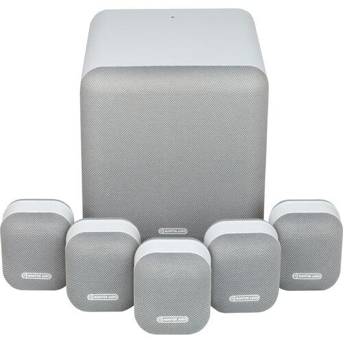 Monitor Audio MASS 5.1 Surround Sound Grau HiFi-Lautsprecher