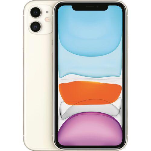 Renewd Refurbished iPhone 11 128 GB Weiß Refurbished Handy