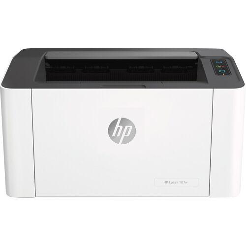HP Laser 107w Drucker