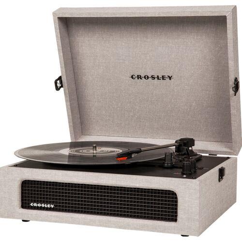 Crosley Voyager Grau Plattenspieler