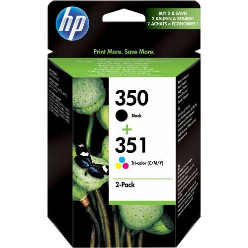 HP 350/351 Patronen Combo Pack Patrone