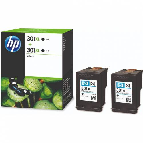 HP 301XL Patronen Schwarz Duo Pack Patrone