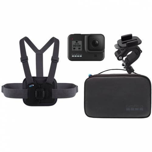 GoPro HERO 8 Black - Sport Set Actionkamera