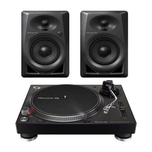 Pioneer PLX500 + Pioneer DM-40 DJ-Plattenspieler