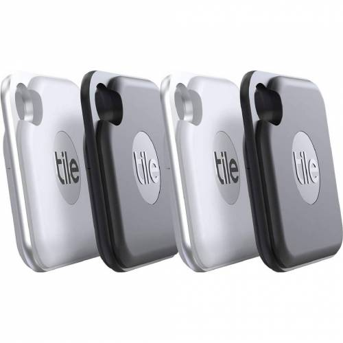 Tile Pro (2020) 4er-Pack Bluetooth-Tracker