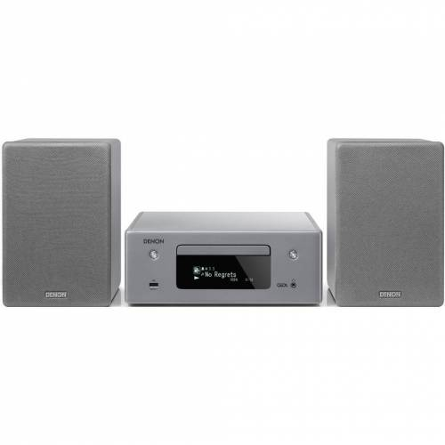 Denon CEOL N10 Grau Stereoanlage