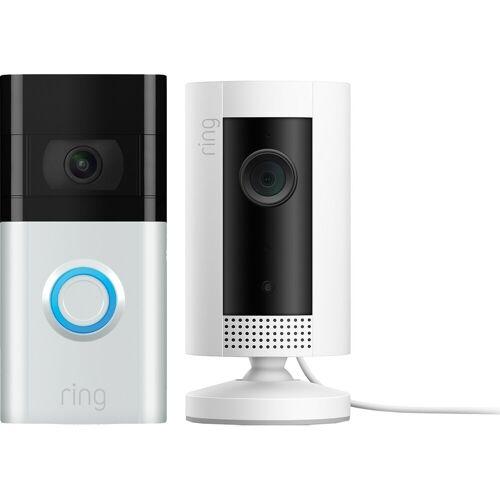Ring-Videotürklingel 3 + Indoor Cam Türklingel