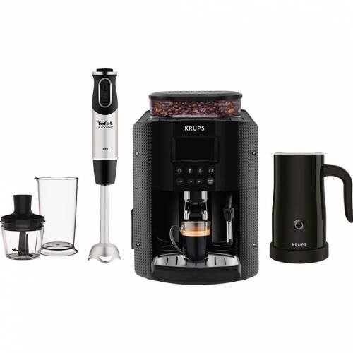 Krups EA8150 für Eiskaffees vollautomatische Espressomaschine