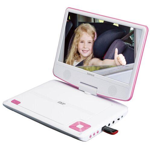 Lenco DVP-920 Rosa Tragbarer DVD-Player