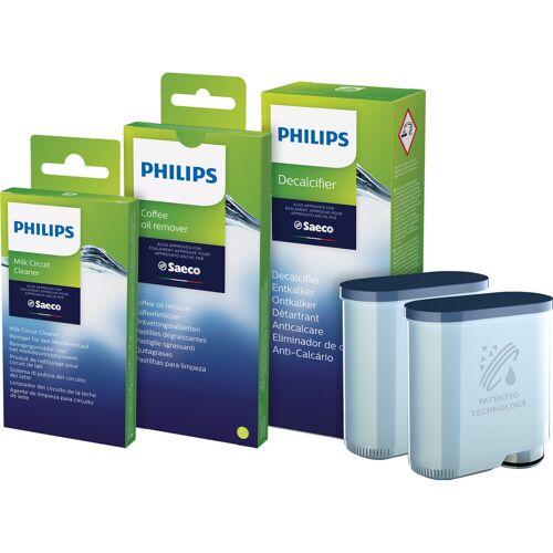 Philips Saeco Pflegepaket 0,5 Jahre + Milchreiniger
