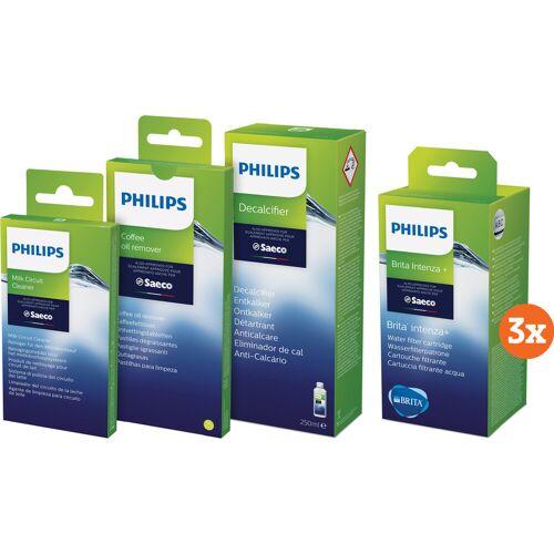 Philips Pflegepaket 3000-Serie 0,5 Jahre + Milchreiniger