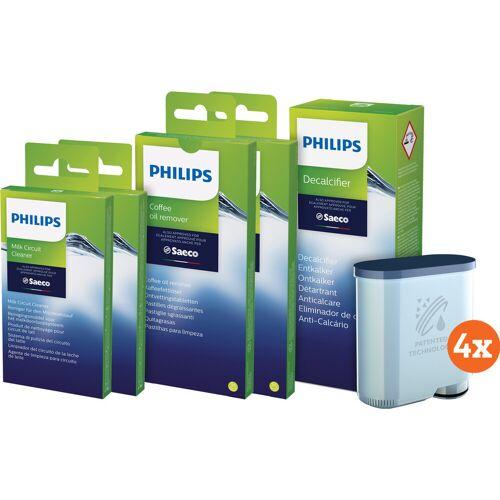 Philips Saeco Pflegepaket 1 Jahr + Milchreiniger