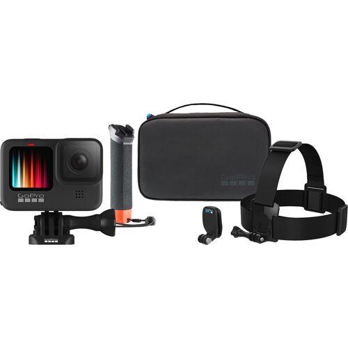GoPro HERO 9 Black - Adventure Kit 2.0 Actionkamera