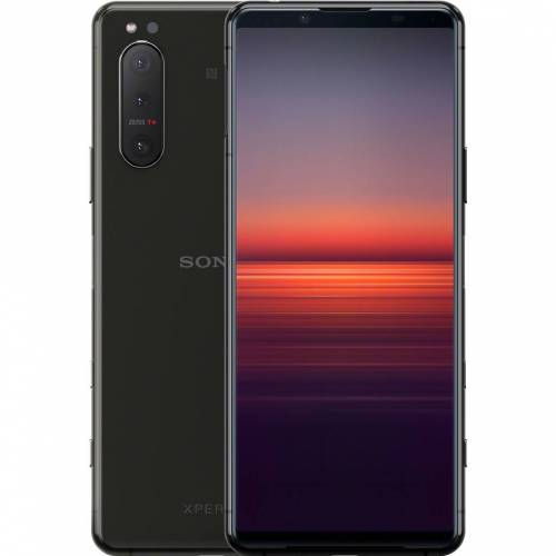 Sony Xperia 5 II 128 GB Schwarz 5G Handy