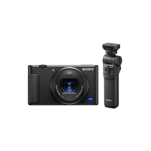 Sony ZV-1 + GP-VPT2BT Grip Kompaktkamera