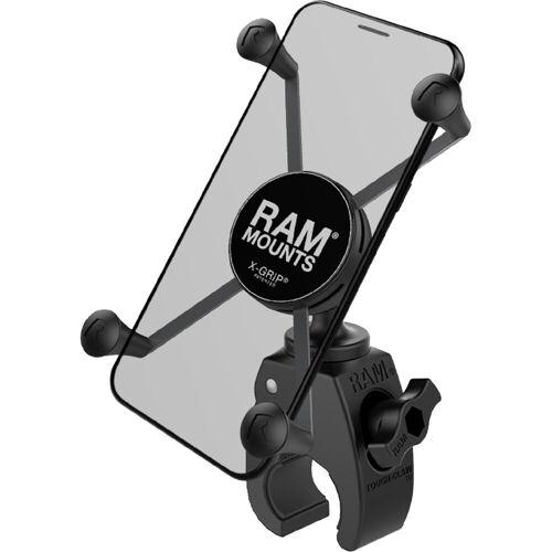 RAM Mounts Universal-Telefonhalter Motorradlenker Tough-Claw Groß