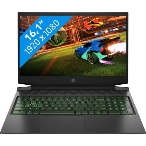 HP Pavilion Gaming 16-a0244ng Qwertz Laptop