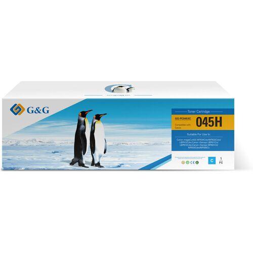 G&G G & G 045 Toner Cyan (hohe Kapazität) Toner