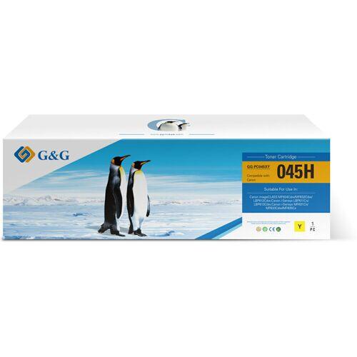 G&G G & G 045 Toner Gelb (hohe Kapazität) Toner