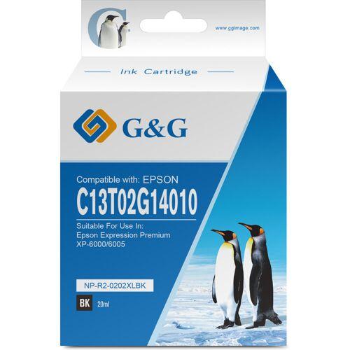 G&G G & G 202XL Patronen Schwarz Patrone