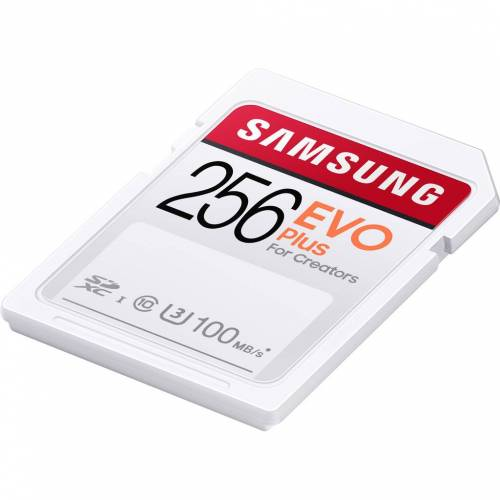 Samsung SD card Evo Plus 256 GB Speicherkarte