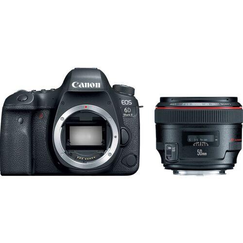Canon EOS 6D Mark II + EF 50 mm f/1.2L USM Spiegelreflexkamera
