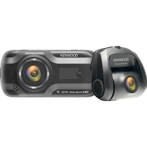 Kenwood DRV-A501W + Kenwood-Rückfahrkamera KCA-R100 Dashcam