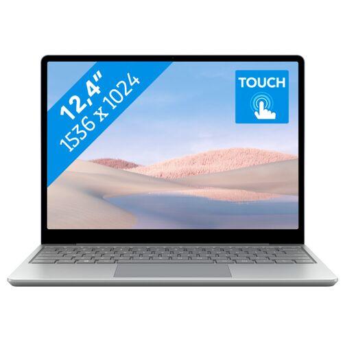 Microsoft Surface Laptop Go - i5 - 8GB - 256GB Platin Qwertz Laptop