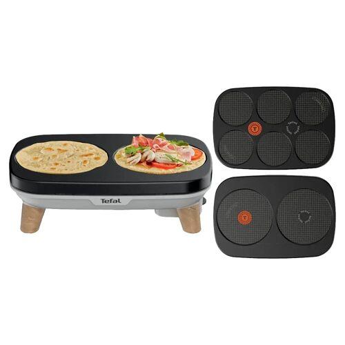 Tefal Crep' Gourmet PY900D Raclette-Grill