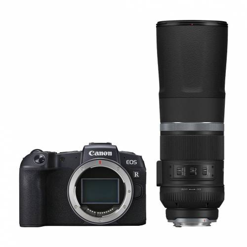 Canon EOS RP + 800 mm f/11 IS STM Systemkamera