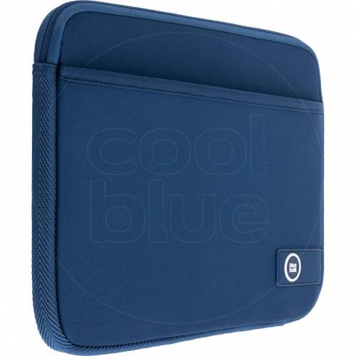 BlueBuilt 13 Zoll Laptophülle Breite 30 cm¿31 cm Blau Laptop-Sleeve