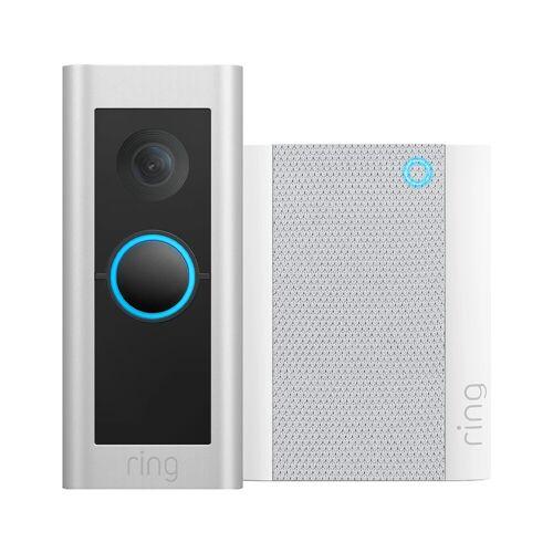 Ring Video-Türklingel Pro 2 Wired + Chime Gen. 2 Türklingel