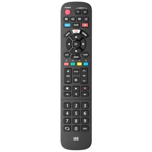 One For All URC4914 Panasonic Fernbedienung Fernseher-Fernbedienung