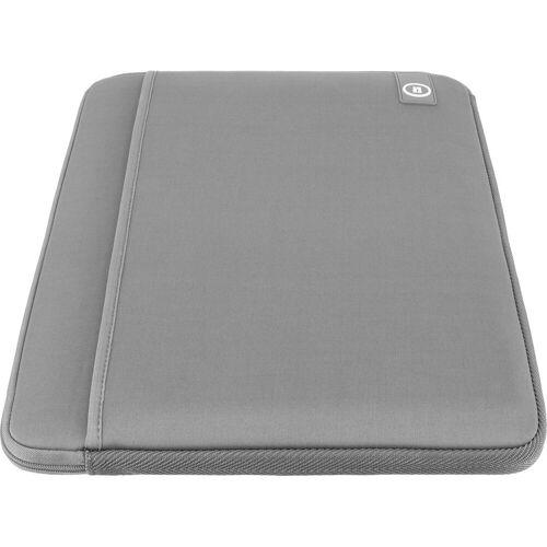 BlueBuilt 17 Zoll Laptophülle Breite 41 cm¿42 cm Grau Laptop-Sleeve