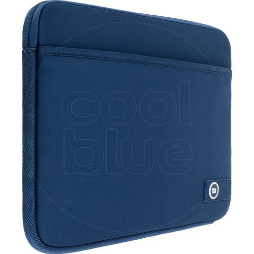 BlueBuilt 15 Zoll Laptophülle Breite 34 cm¿35 cm Blau Laptop-Sleeve
