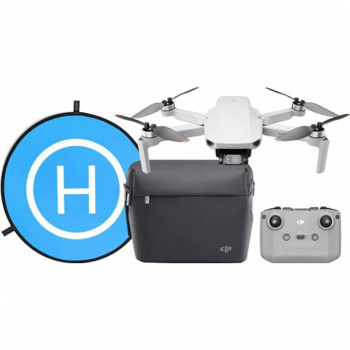 DJI Mavic Mini 2 Fly More Combo + Landing pad Drohne