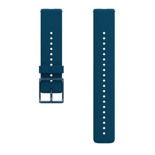 Polar Silikonarmband Blau M 20 mm Uhrenarmband