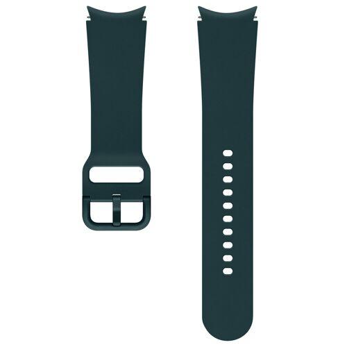 Samsung Silikonarmband Grün M/L 20mm Uhrenarmband